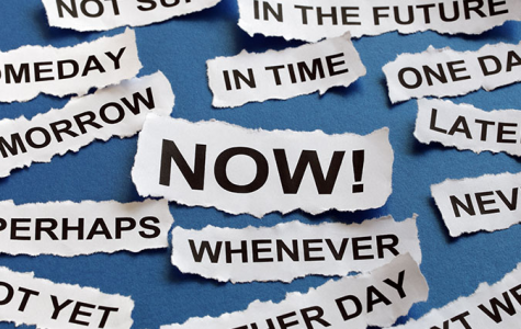 Why we procrastinate and how to stop