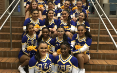 2018-2019 MHS cheerleaders leave their mark at UIL competition