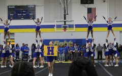 Spring Sports Pep Rally-photos by John Commisky and Cameron De La Rosa